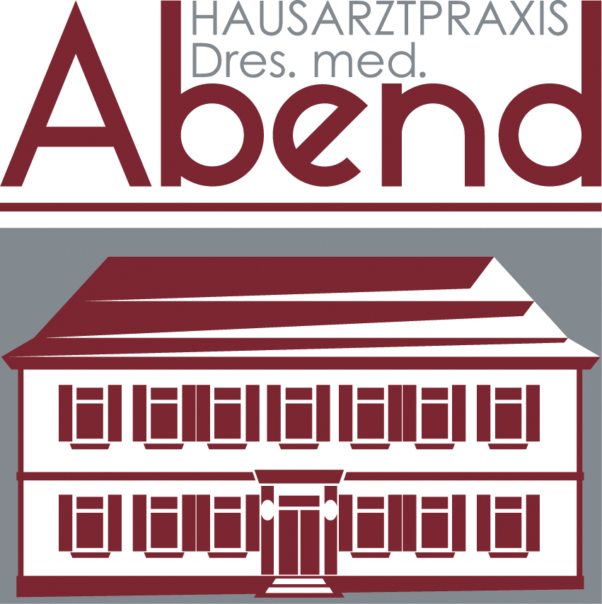 Hausarztpraxis Dres. med. Abend Logo